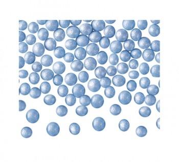 Suhkrupärlid pehmed Sinised 25g