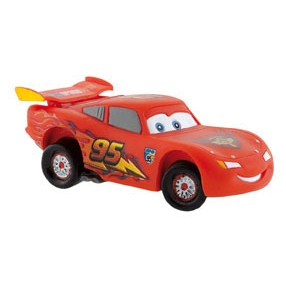 Cars Pikne McQueen plastist