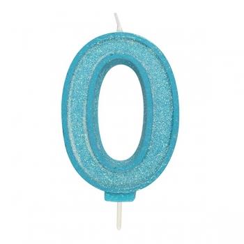 Tordiküünal nr 0 Sinine sädelusega