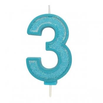 Tordiküünal nr 3 Sinine sädelusega