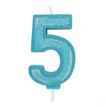 Tordiküünal nr 5 Sinine sädelusega