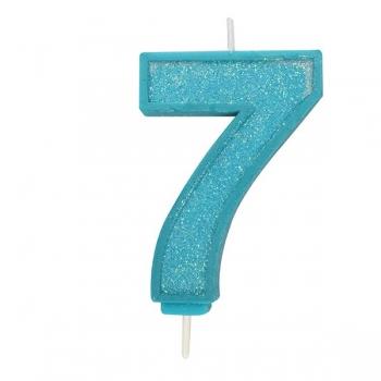 Tordiküünal nr 7 Sinine sädelusega