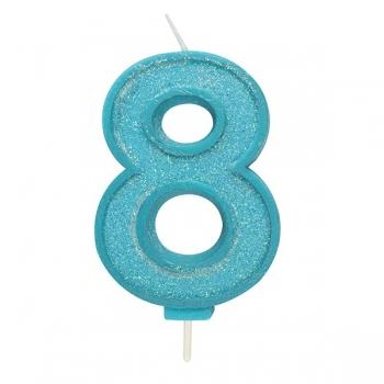 Tordiküünal nr 8 Sinine sädelusega