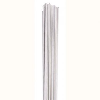Lilletraat Valge suurus18/1,02mm 20tk