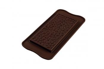 Šokolaaditahvlivorm südamed silikoonist