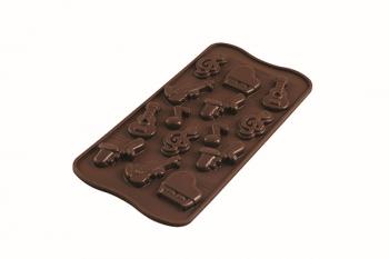 Šokolaadivorm Melody
