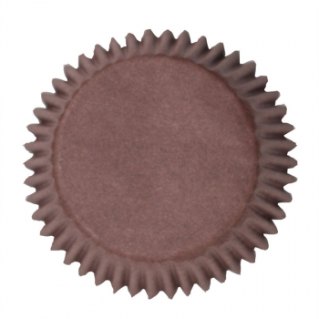 Pruunid muffinivormid 50tk