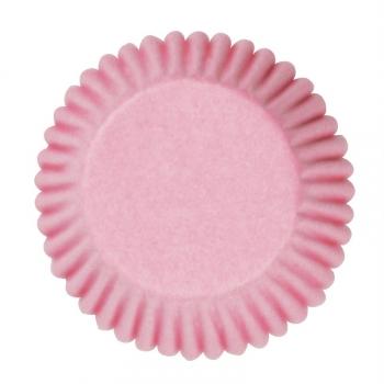 Roosad muffinivormid 50tk