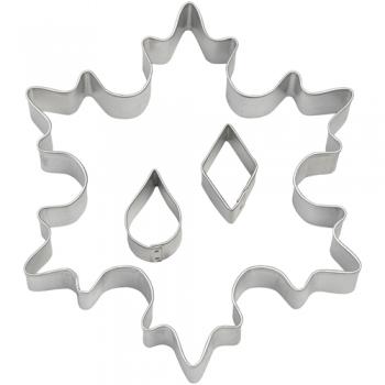 Metalllõikur Lumehelves 13,7 cm