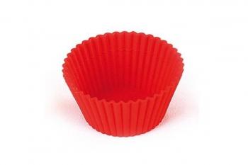 Silikoonist muffinivormid Ümmargused  6tk