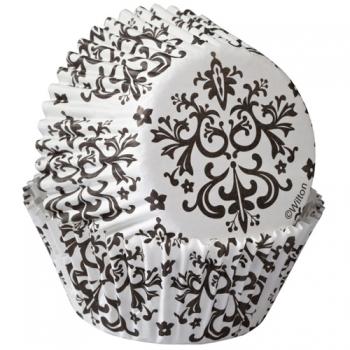 Ornamentidega muffinivomrid 75tk