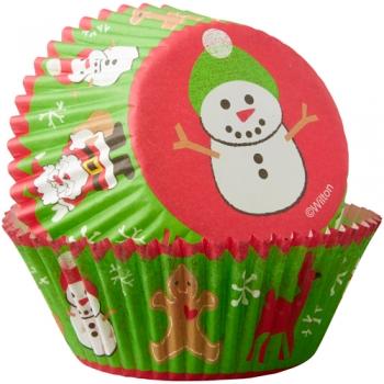 Muffinivormid Jõulud 75tk
