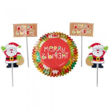 Muffinivormid Merry and bright  24tk
