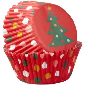 Muffinipaberid jõuluehted 75tk