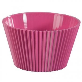 Magustoidutops Fuksia roosa 120ml, 10tk