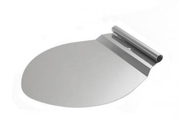 Metallist alus koogi tõstmiseks
