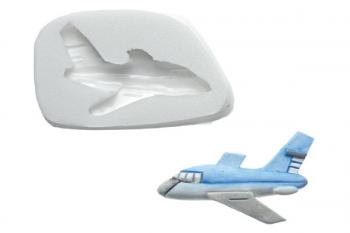 Silikoonvorm Lennuk