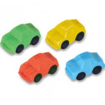 Suhkrudekoor auto mini punane/roheline 2tk