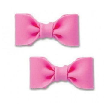 Suhkrudekoor lips suur roosa 1tk