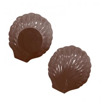 Šokolaadivorm plastikust Merikarp suur