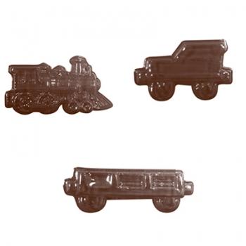 Šokolaadivorm plastikust Rong