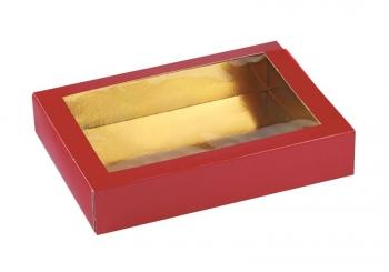Trüfflikarp Punane/kuld