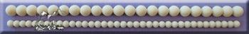 Silikoonvorm Pärlid topeltrida