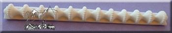 Silikoonvorm Pärlikarbid rida