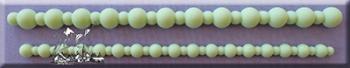 Silikoonvorm Pärlirida suur/väike vaheldumisi