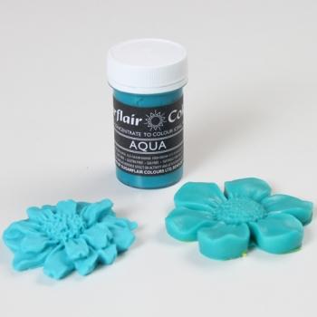 Veesinine (Aqua Blue) toiduvärv pastana 25g