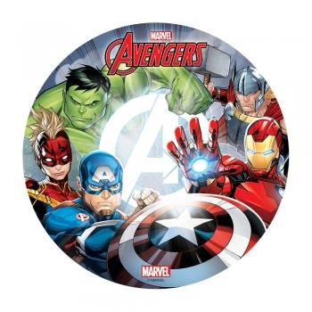 Vahvlipilt Avengers