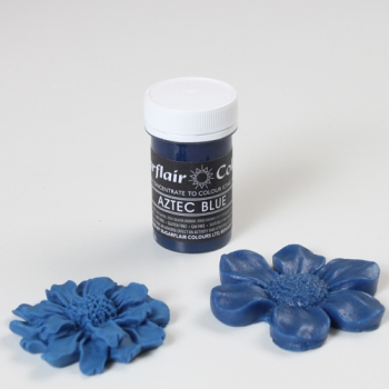 Asteegisinine (Aztec blue) toiduvärv pastana 25g