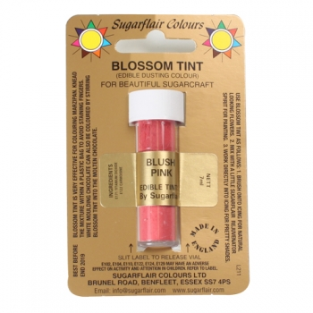 Põsepuna roosa (Blush Pink ) toiduvärv pulbrina 7ml