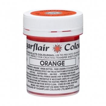 Šokolaadivärv Oranž 35g