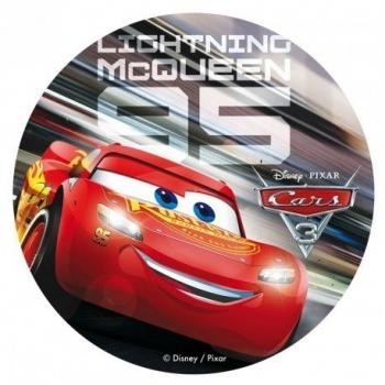 Vahvlipilt Disney Cars nr3