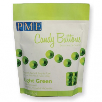 Glasuur Candy Melts heleroheline 340g