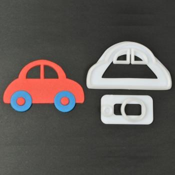 Plastlõikur Auto 3 osa