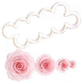 Plastlõikur Lihtne roos