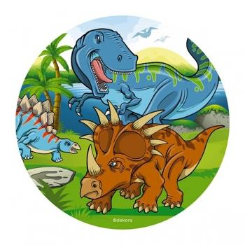 Vahvlipilt Dinosaurused
