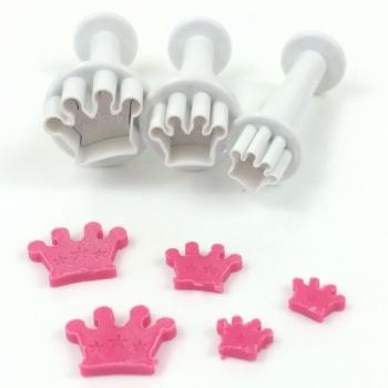 Pressvorm mini Kroonid 3tk