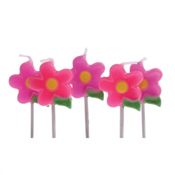 Küünal Lilled 5tk