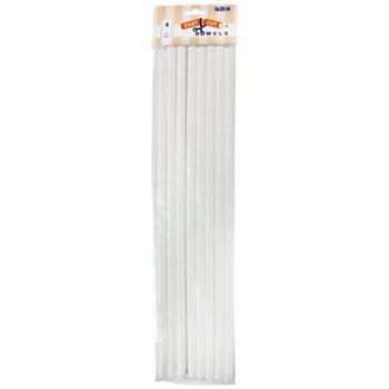 Tugevduspulgad tordile plastikust 8tk