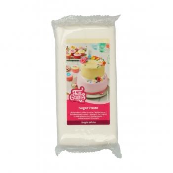 Suhkrumass säravvalge vanilje Bright White Vanilla 1kg