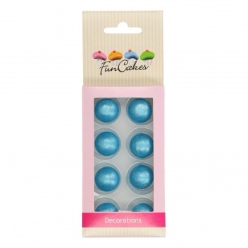 Šokolaadipärlid sinised 8tk