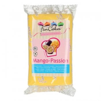 Mango/Passionimaitseline suhkrumass 250g