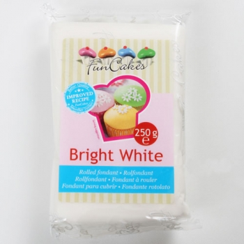 Suhkrumass säravvalge vanilje Bright White Vanilla 250g