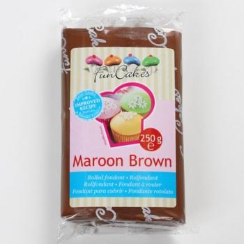 Suhkrumass pruun Maroon Brown 250g