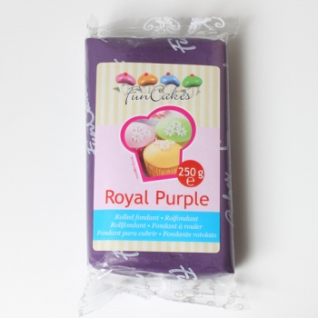 Suhkrumass lilla Royal Purple 250g