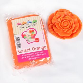 Martsipan oranž Sunset Orange 250g
