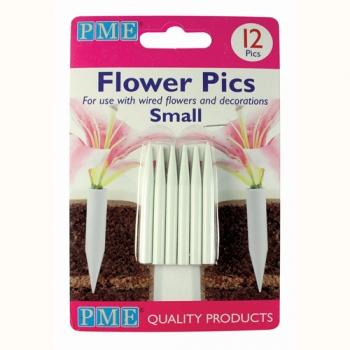 Väikesed lillekimbu alused 12tk